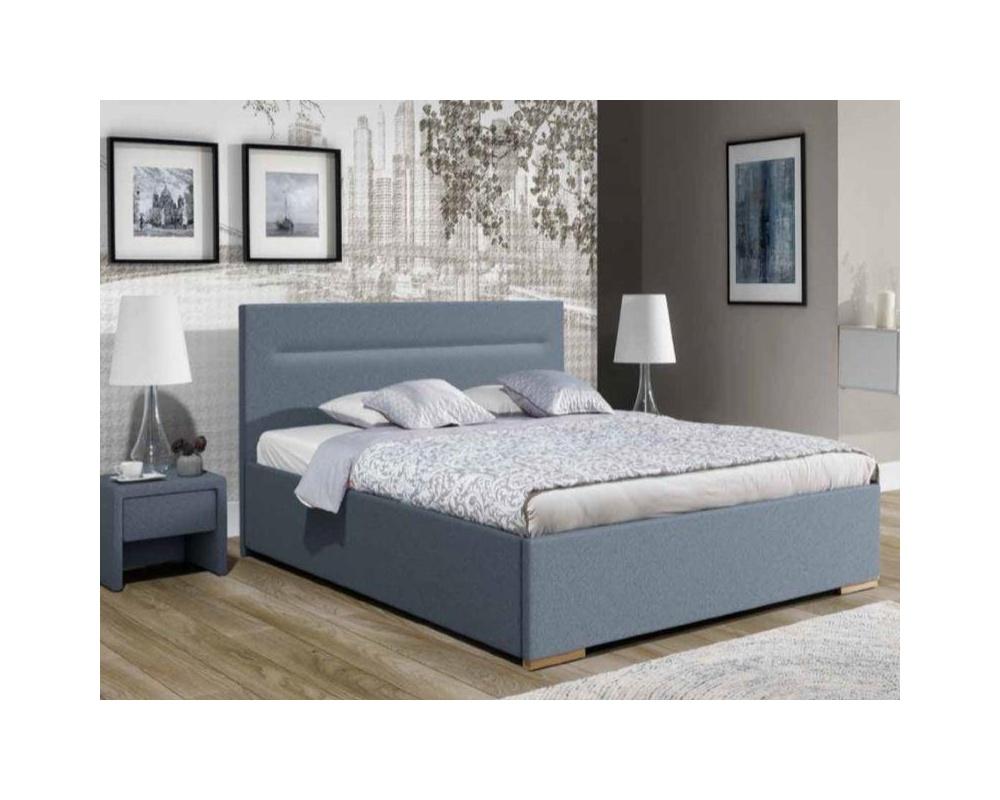Łóżko Vigo z pojemnikiem