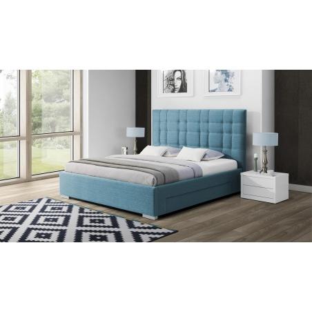 Łóżko tapicerowane Suita