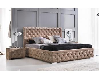 Łóżko tapicerowane Roma New Elegance