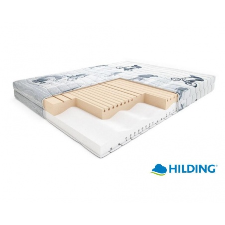 Materac Breakdance Hilding 90x180 Outlet!
