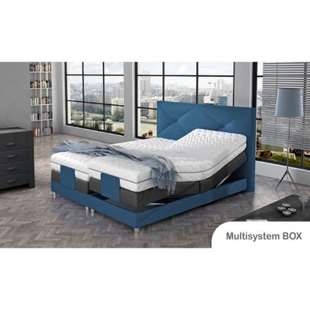Łóżko kontynentalne KEL regulowane