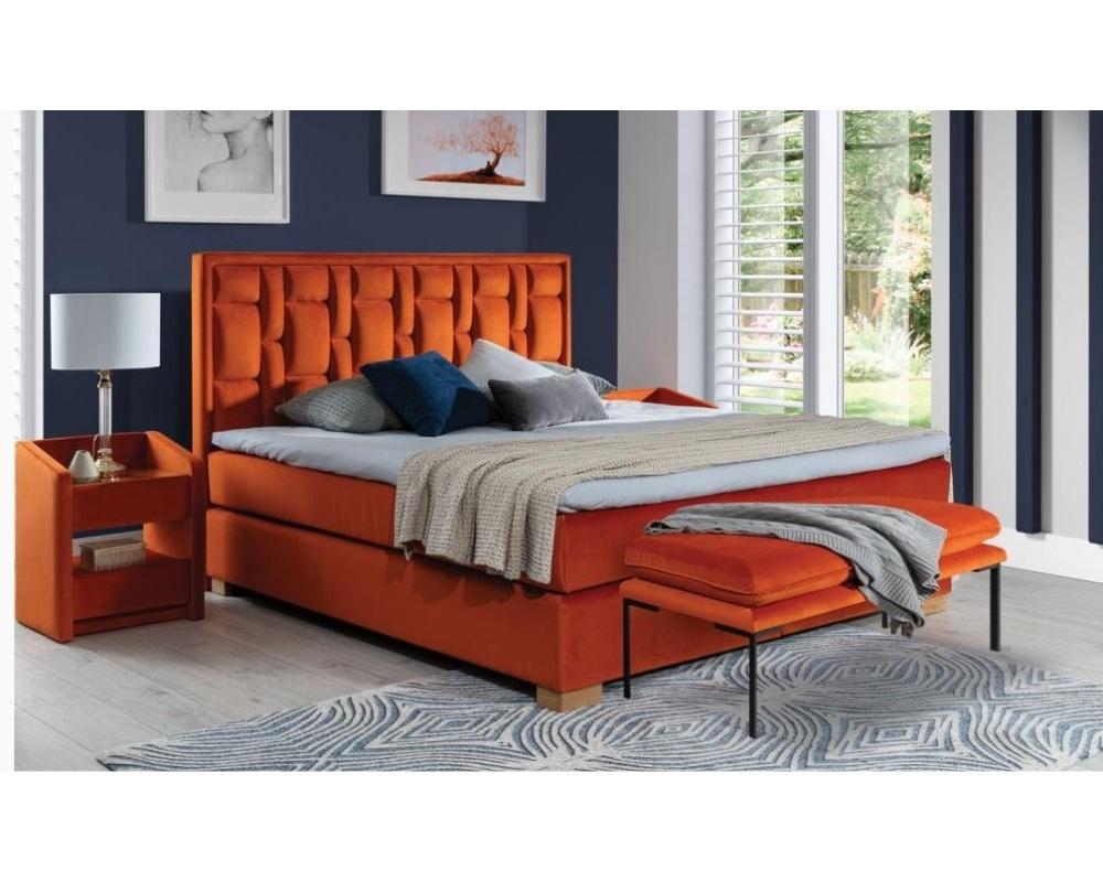 Łóżko kontynentalne 606