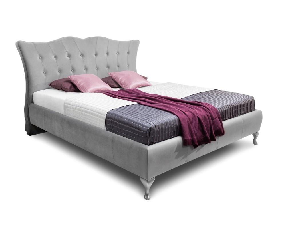 Łóżko tapicerowane Princessa New Elegance