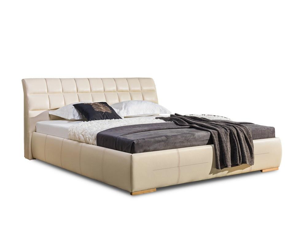Łóżko tapicerowane Apollo H New Elegance