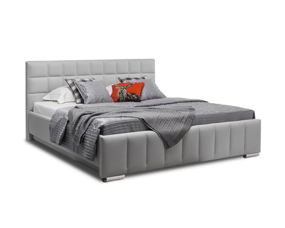Łóżko tapicerowane Kalipso H New Elegance