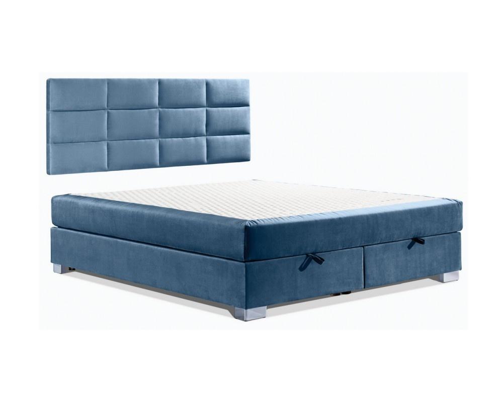 łóżko kontynentalne SMART
