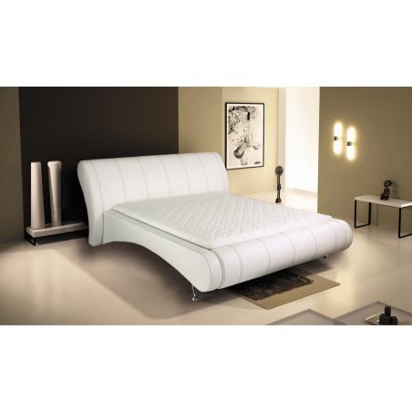 Łóżko tapicerowane 80266