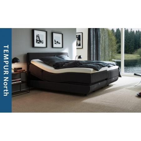 Łóżko Tempur North Adjustable 180x200 ekspozycyjne