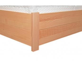 Łóżko sosnowe Flo