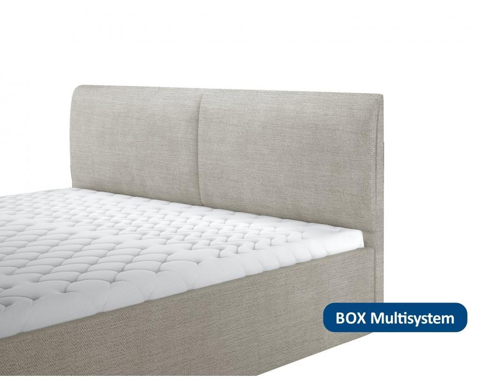 Zagłówek prosty Z55 Box Multisystem