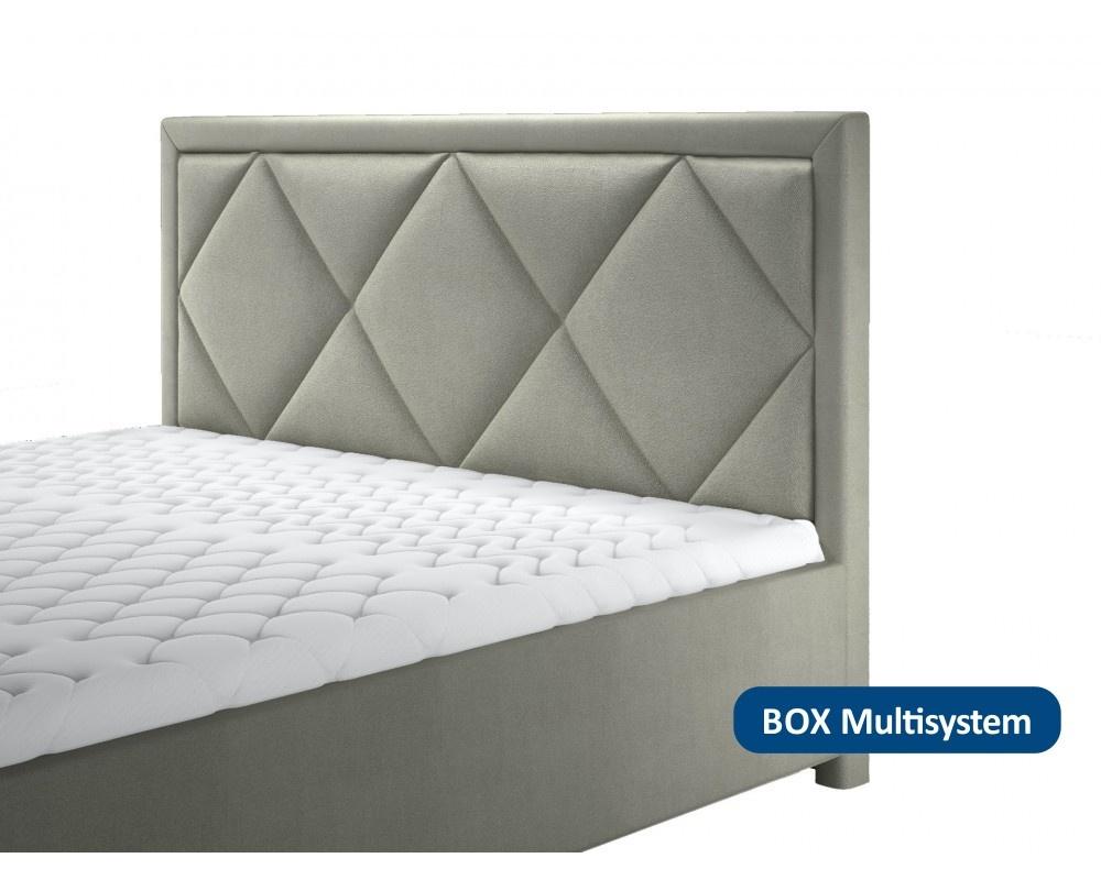 Zagłówek prosty Z67 Box Multisystem