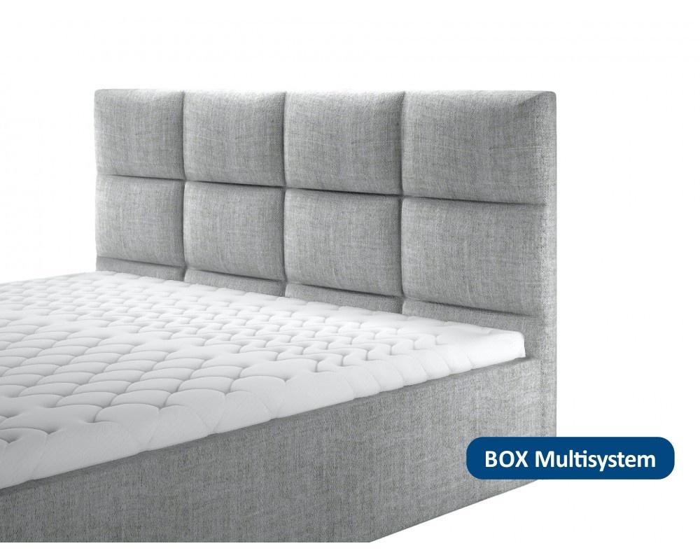 Zagłówek prosty Z09 Box Multisystem