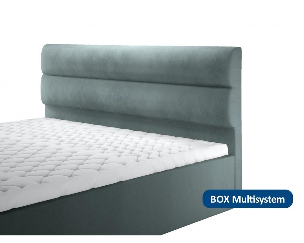 Zagłówek prosty Z26 Box Multisystem