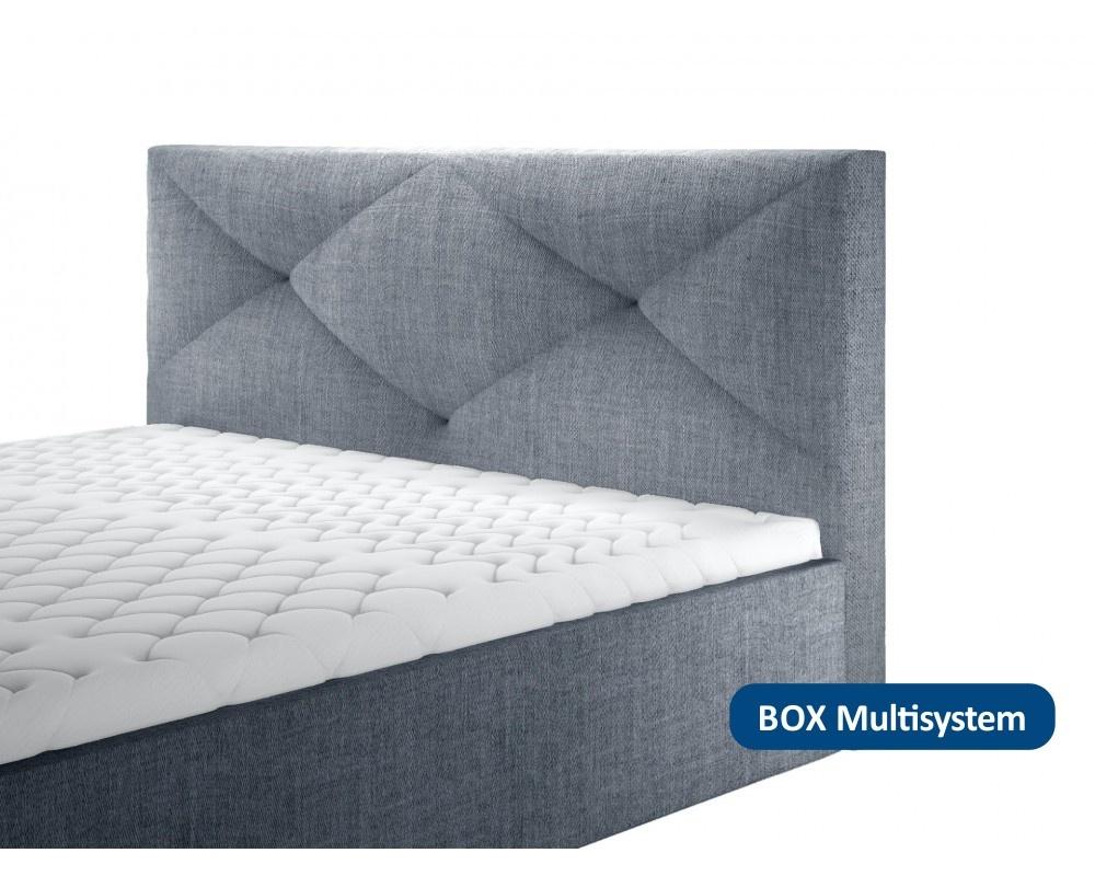 Zagłówek prosty Z27 Box Multisystem