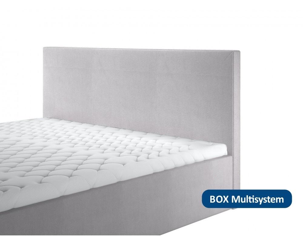 Zagłówek prosty Z06 Box Multisystem