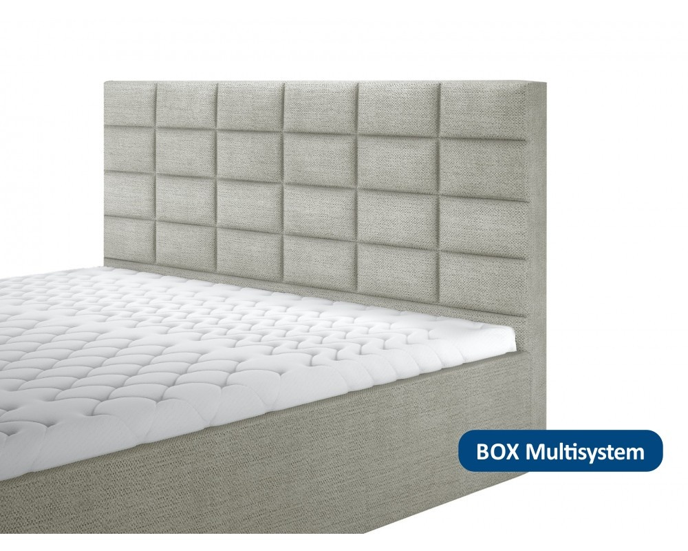 Zagłówek prosty Z42 Box Multisystem