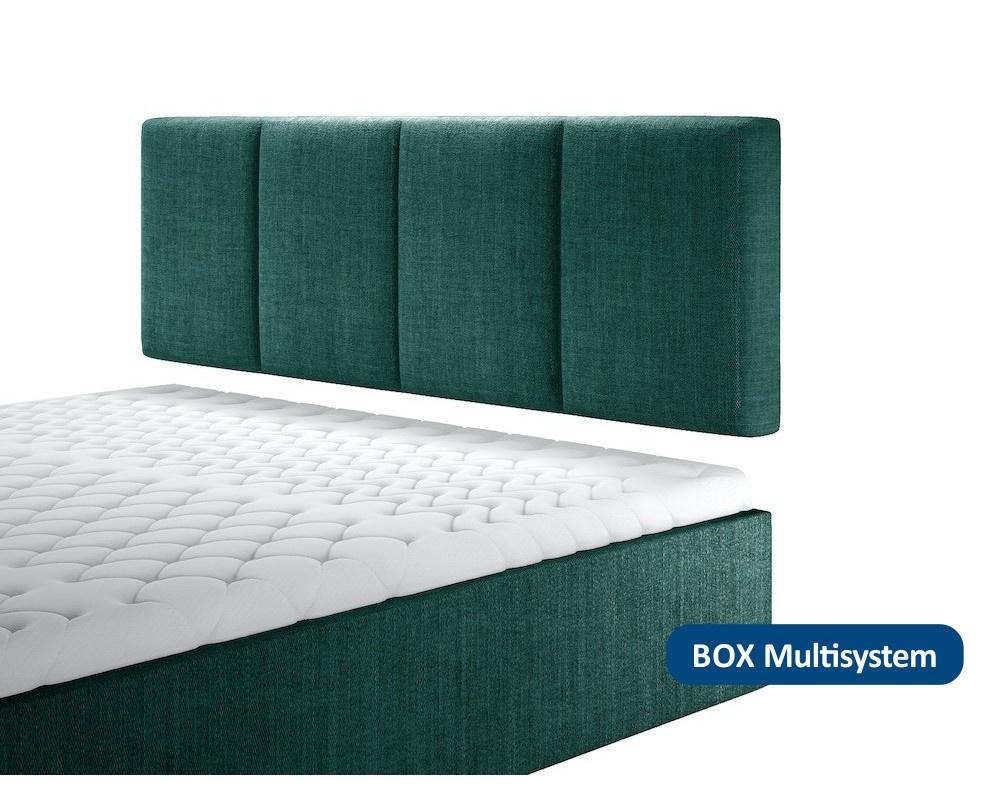 Zagłówek panelowy  niski Z023 Box Multisystem