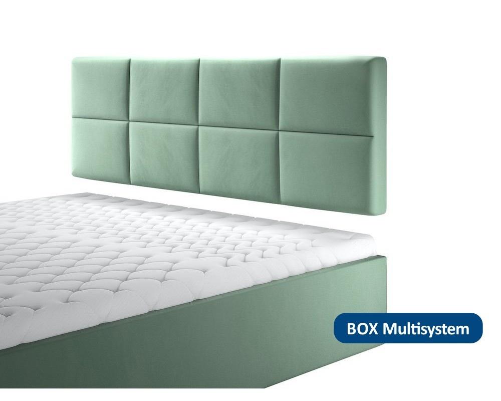 Zagłówek panelowy niski Z022 Box Multisystem