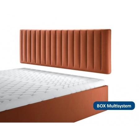 Zagłówek panelowy niski Z058 Box Multisystem