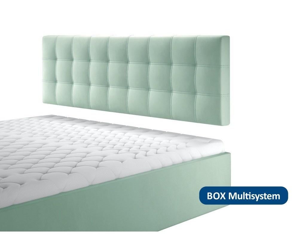 Zagłówek panelowy niski Z040 Box Multisystem
