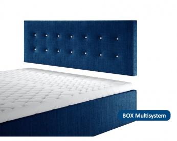 Zagłówek panelowy niski Z001 Box Multisystem