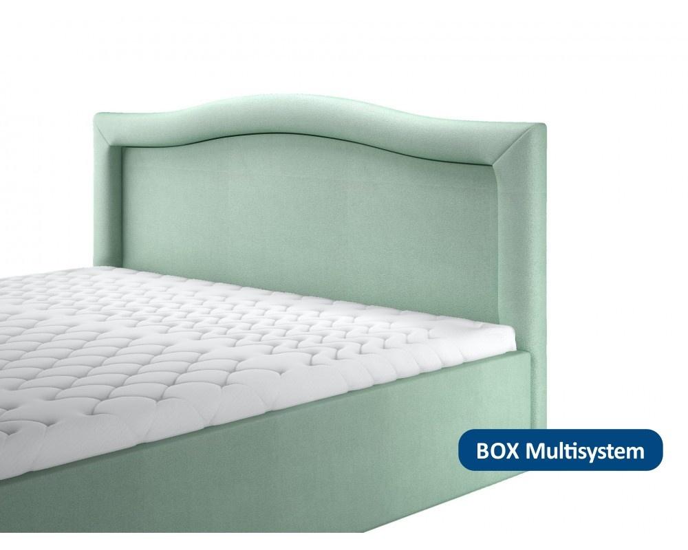 Zagłówek prosty Z02 Box Multisystem