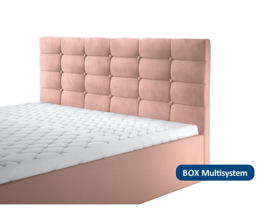 Zagłówek prosty Z25 Box Multisystem
