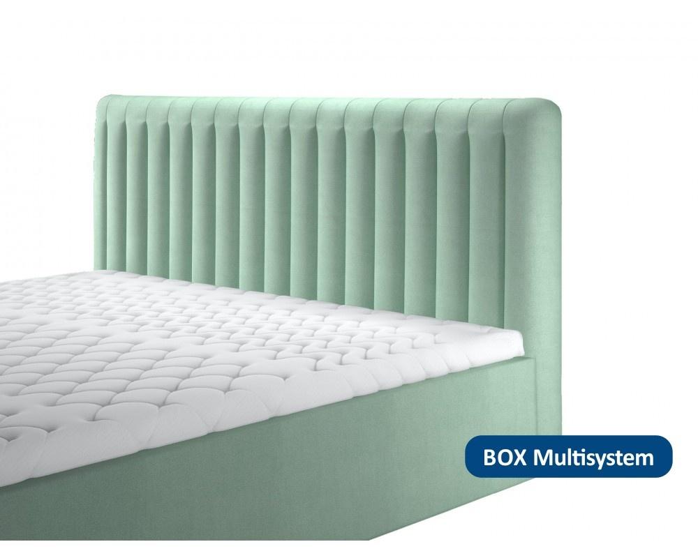 Zagłówek prosty Z58 Box Multisystem