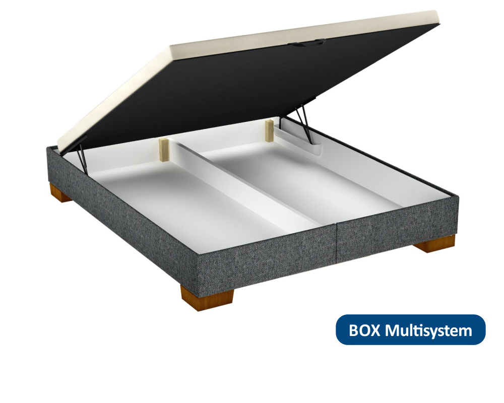 Korpus TIK skrzynia Box Multisystem