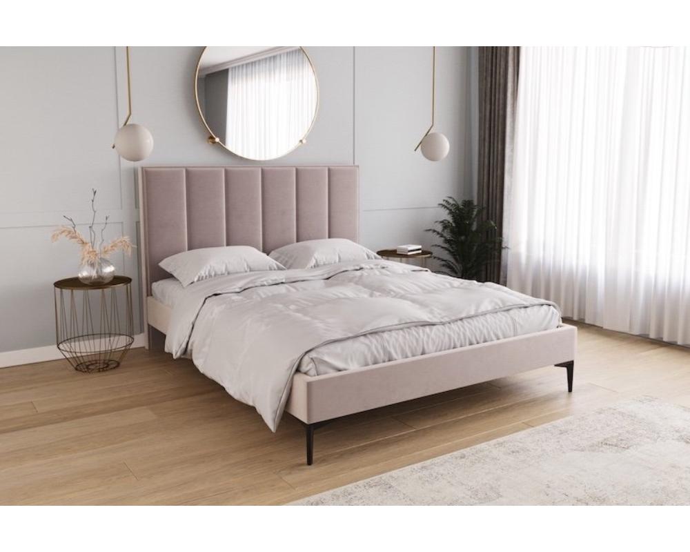 Łóżko tapicerowane 81244