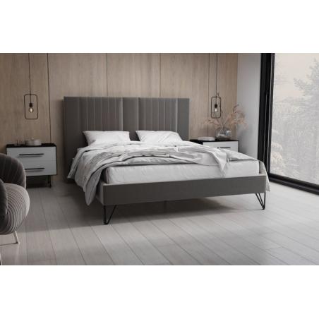 Łóżko tapicerowane 81242