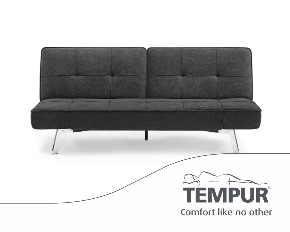 Rozkładana sofa Tempur Ostuni
