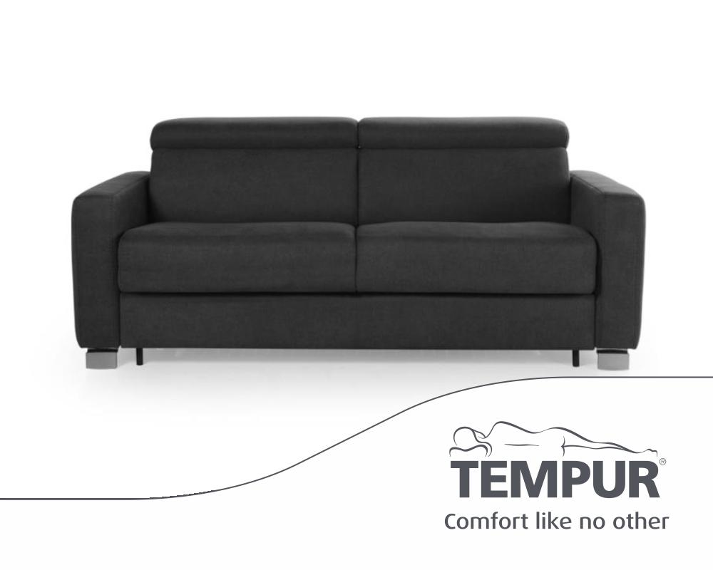 Rozkładana sofa Tempur Altamura