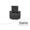 Rozkładany fotel Tempur Altamura