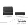 Fotel i otomana Tempur Ostuni