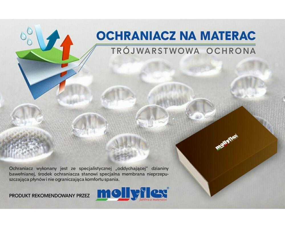 ochraniacz higieniczny na materac mollyflex