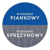 materac hybrydowy sealy salonsnu.pl