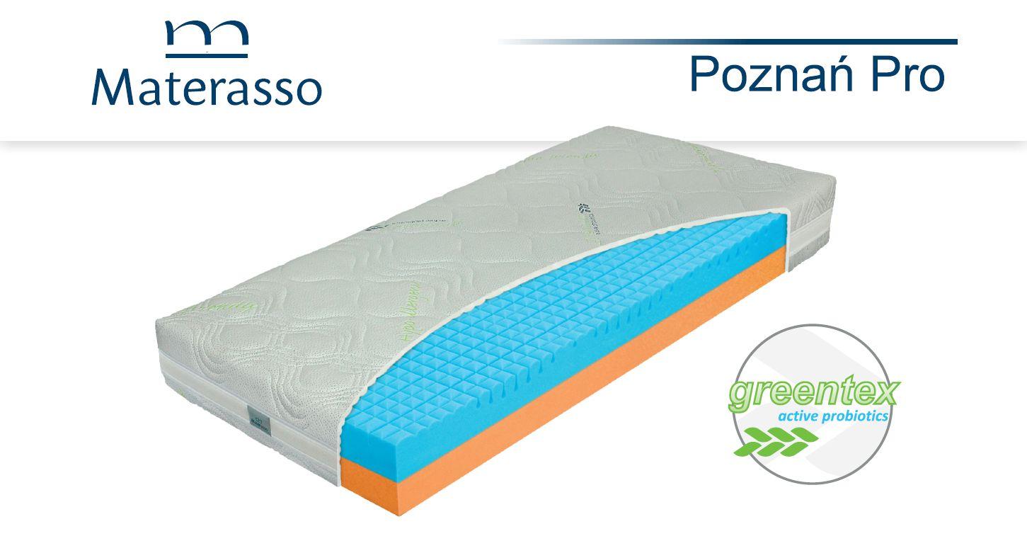 Materac Poznań Pro