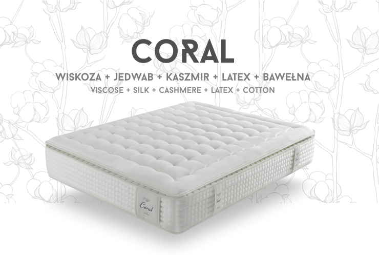 gomarco coral materac