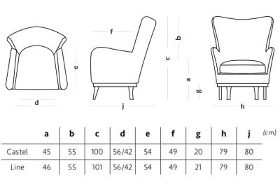 fotel-de-luxe-materasso