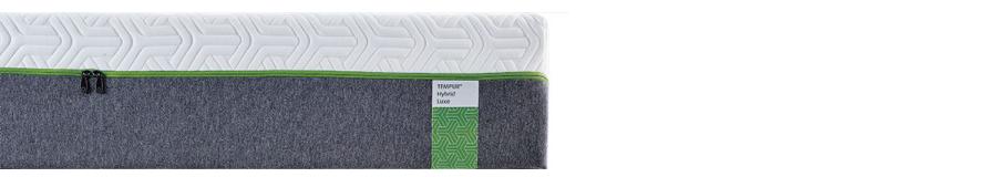 zielona etykieta materace Tempur Hybrid