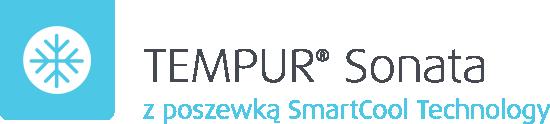 Poduszka Tempur Sonata SmartCool™
