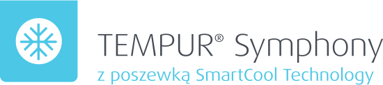 Poduszka Tempur Symphony SmartCool