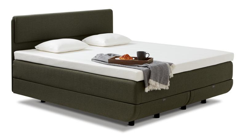 łóżko tempur north continental