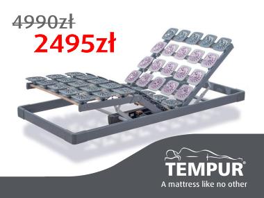 stelaż tempur 2000 za pół ceny