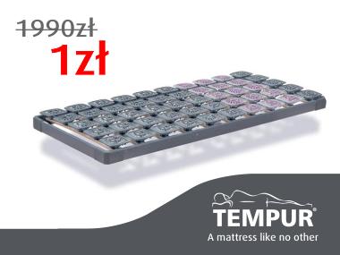 stelaż tempur 500 static za 1 zł